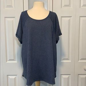 NWT Sonoma blue The Supersoft Top
